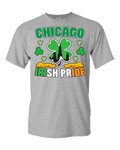 Chicago Irish Pride - Light - Adult Unisex T-Shirt