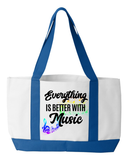 Everything Music Tote Bag