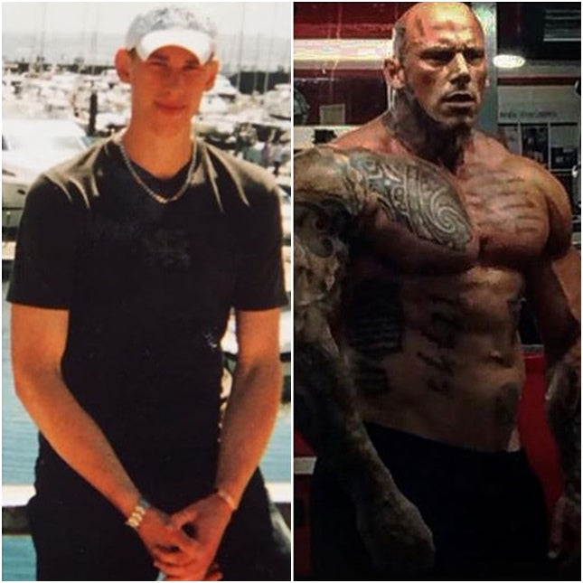 Martyn Ford's Transformation