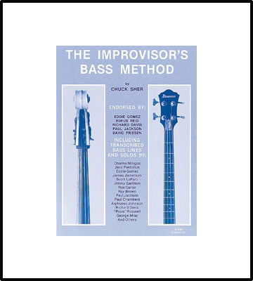 The Improvisors Bass Method