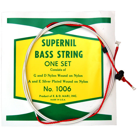La Bella Supernil Double Bass Strings