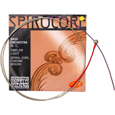 Thomastik Spirocore S42W Weich (light) SET 4/4 or 3/4