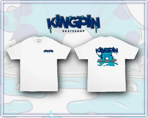 Blue Fury Dunk Shirt