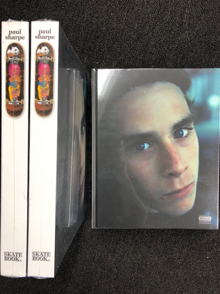 Skatebook Paul Sharpe John Cardiel Cover