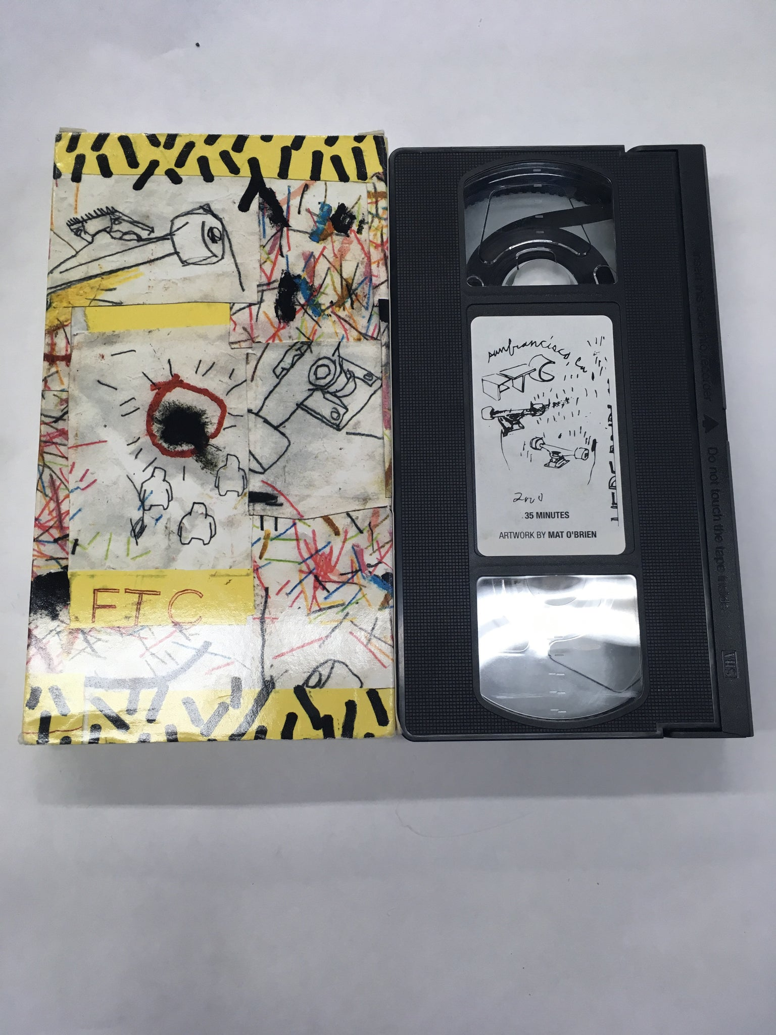 FTC VHS Tape