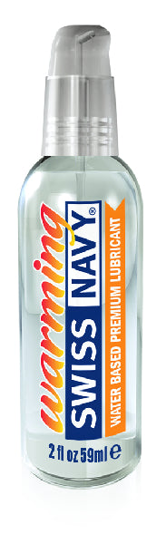Swiss Navy Warming Lubricant 2oz/59ml