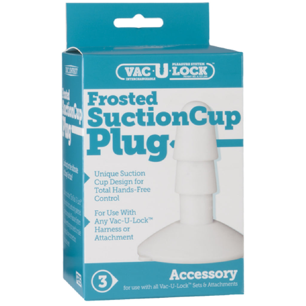 Suction Cup Plug