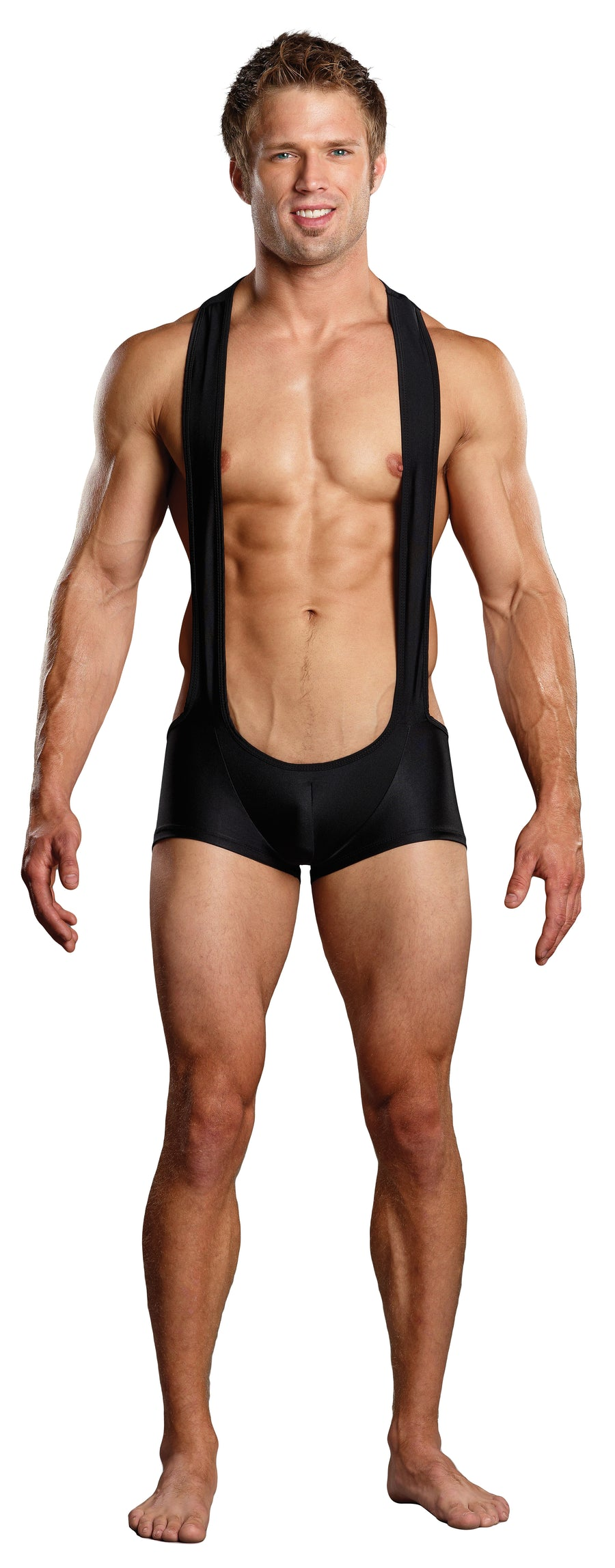 Male Power Sling Short