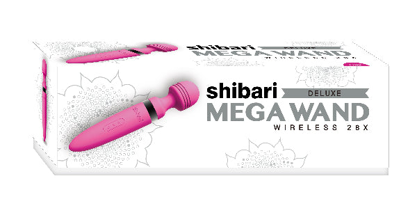 Shibari Deluxe Mega Wireless 28X Pink
