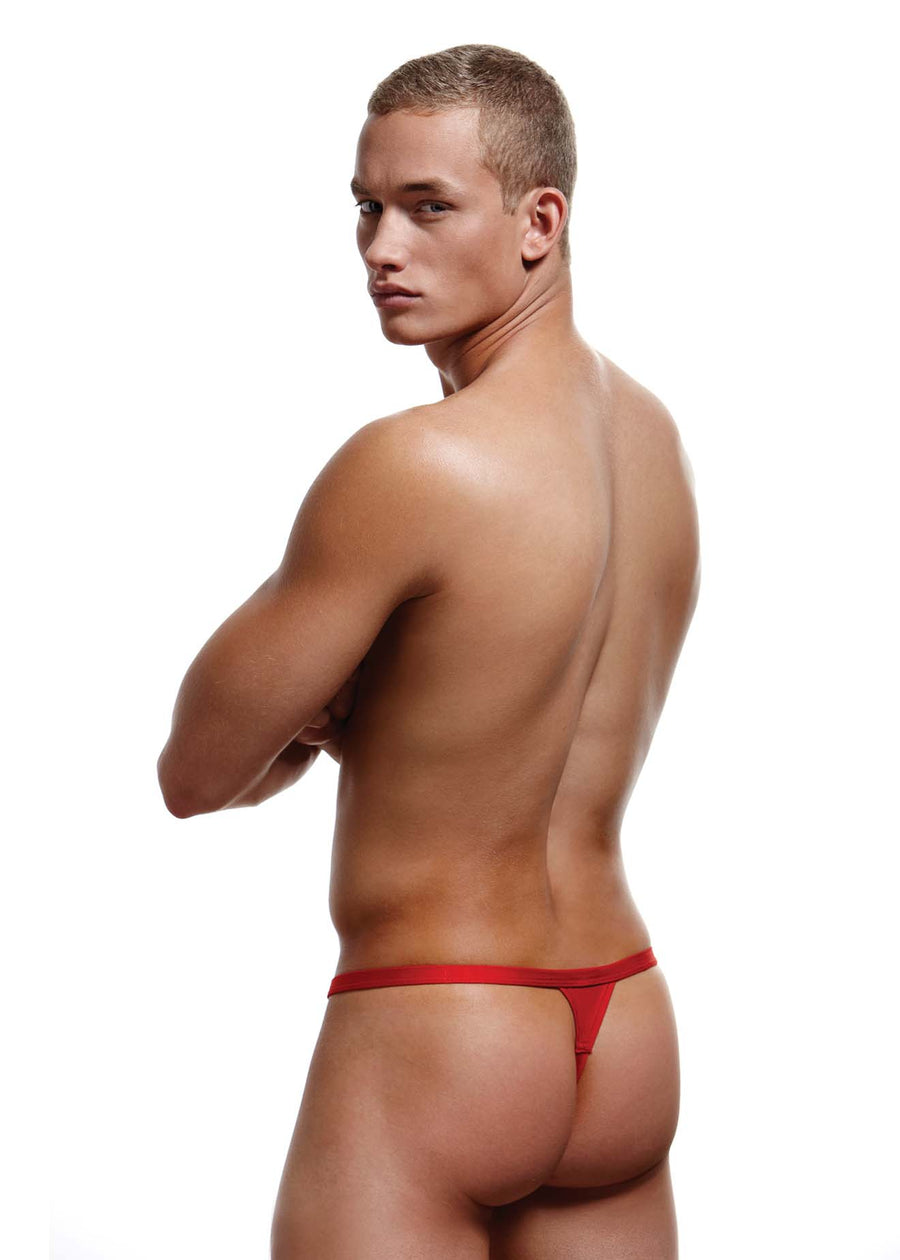 Break A Way Thong Red