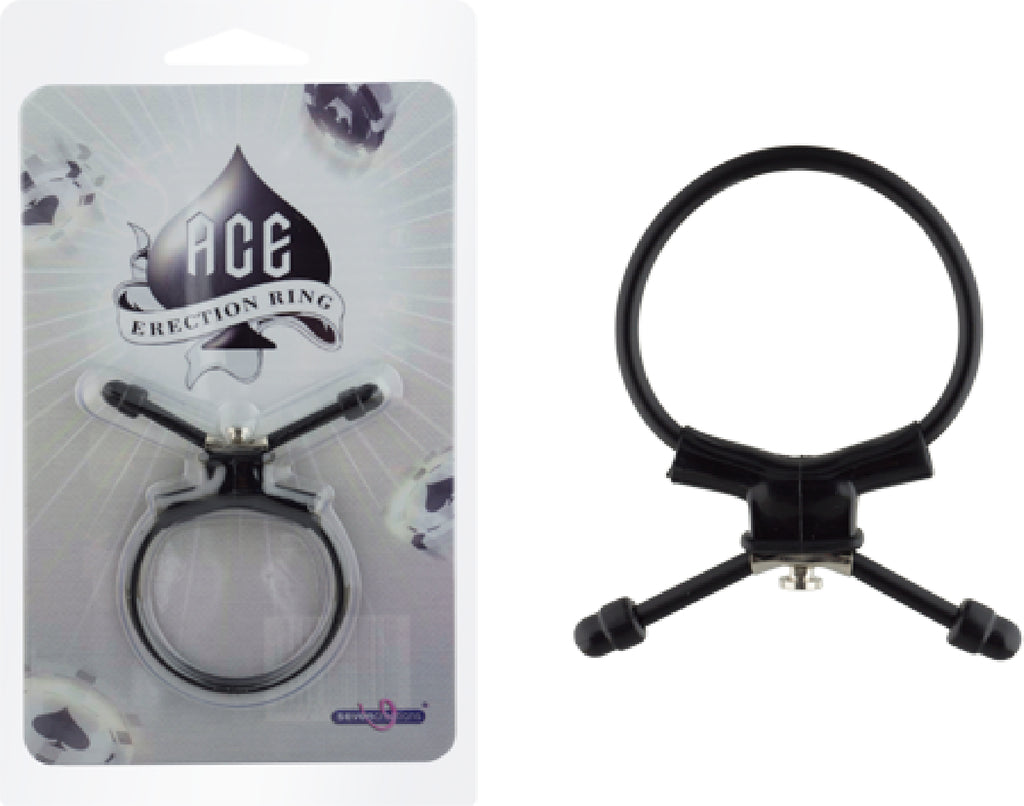 Ace Erection Ring (Black)