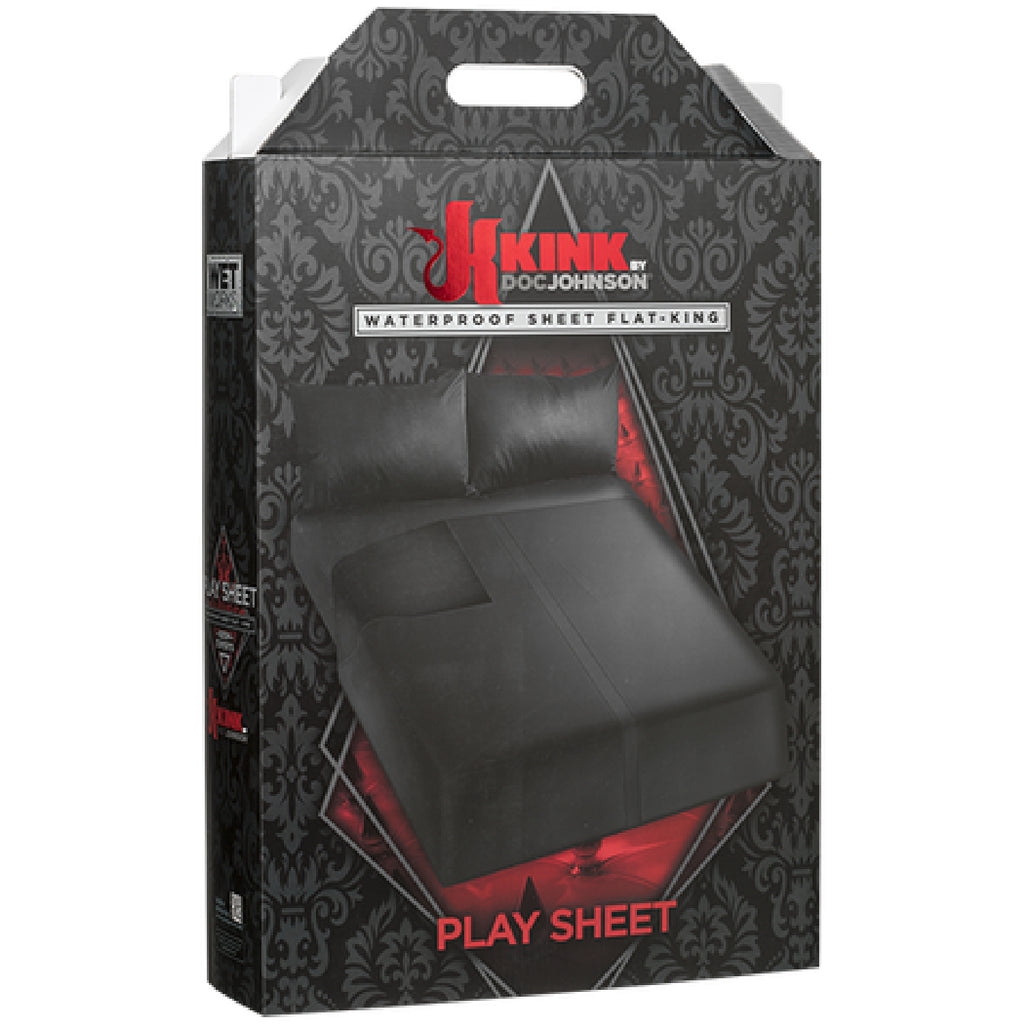 Wet Works - Flat Waterproof Sheet - King