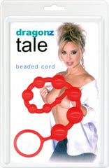 Dragonz Tale Beads (Red)
