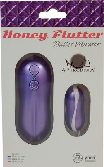 Honey Flutter Bullet