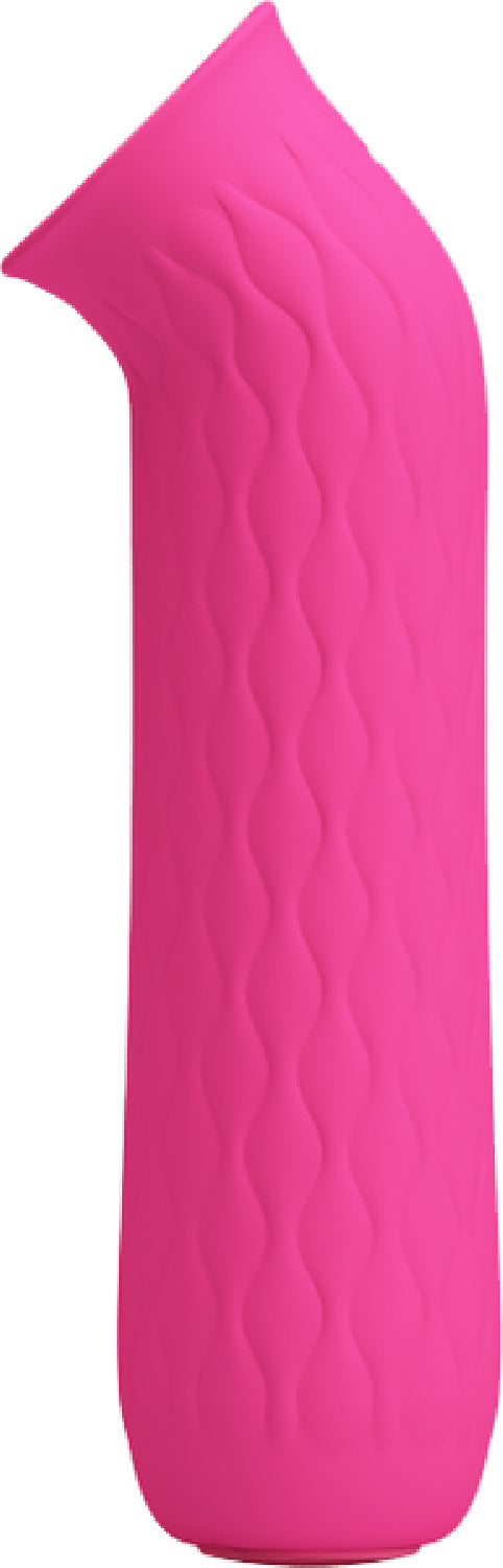 Rechargeable Suction Vibe Ford (Pink)