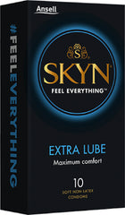 SKYN 10's Extra Lubricated