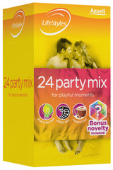 Party Mix 24's
