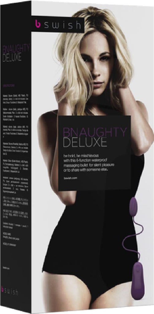 BNAUGHTY - Deluxe (Royal Purple)
