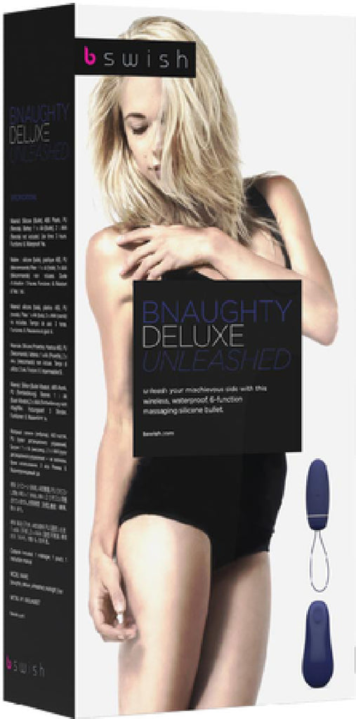 BNaughty - Deluxe Unleashed (Midnight Blue)