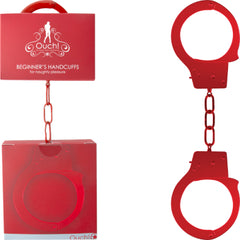 Beginner's Handcuffs (Red)