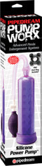 Silicone Power Pump (Lavender)