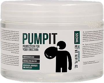 Pump It - Protection For Your Erection - 500 Ml