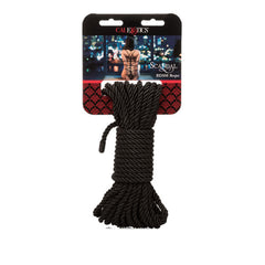 BDSM Rope (Black)
