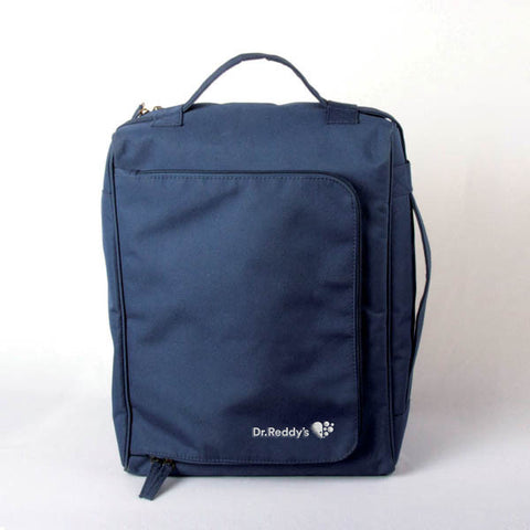 2 Way Blue Backpack