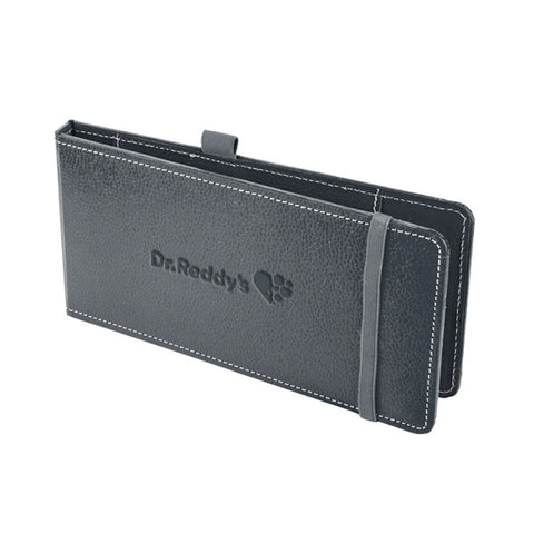 Cheque Book with Pen Holder