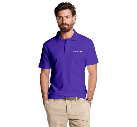 Premium Polo Neck Purple