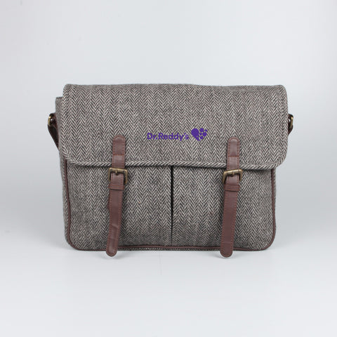 Herringbone Messenger