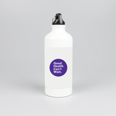Sports Bottle White