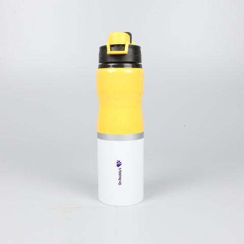 Dual Color Sports Bottle