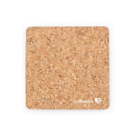 Set of 4 Cork Coaster - IND