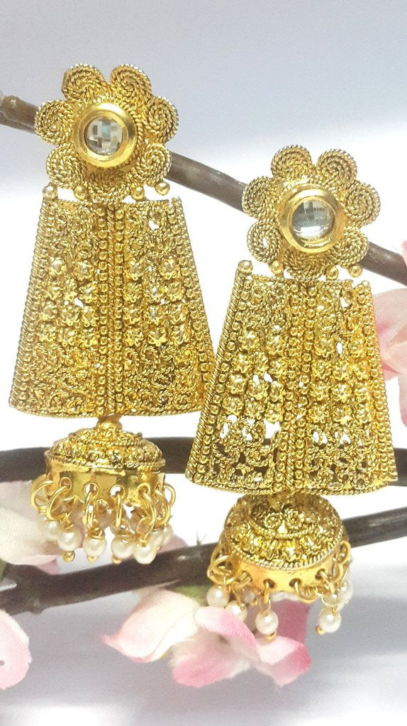 Polki and Kundan Jewelry