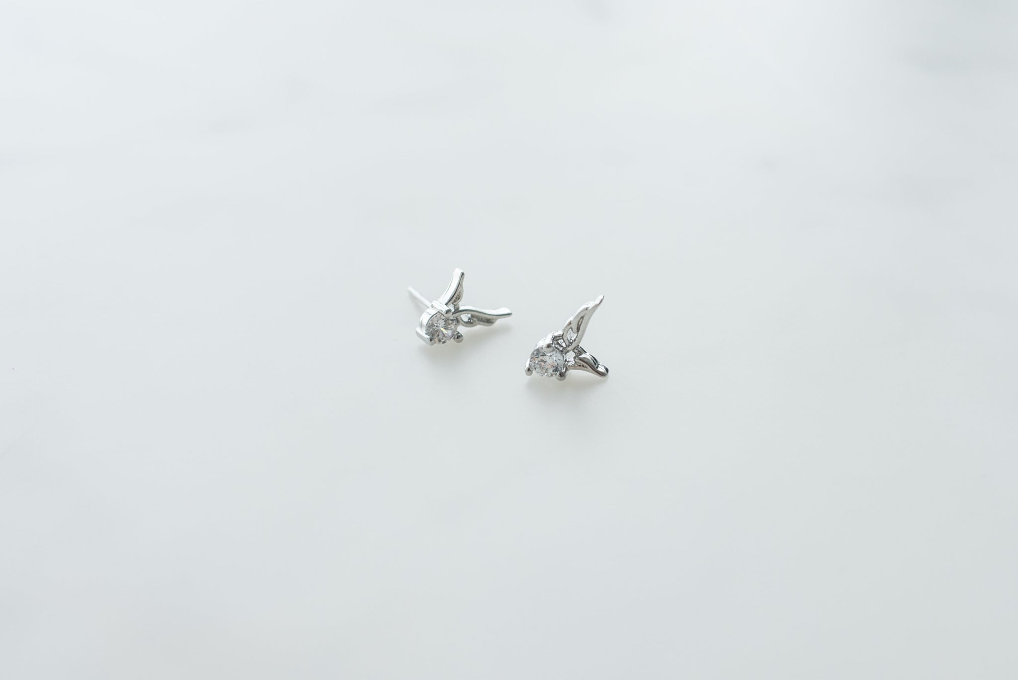 American Diamond Earring Gift - Just like that gift