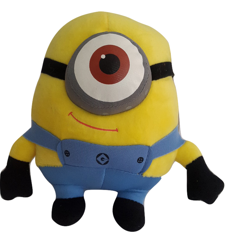 Minions Soft Toy (Set Of 3   Stuart, Bob And Kevin)