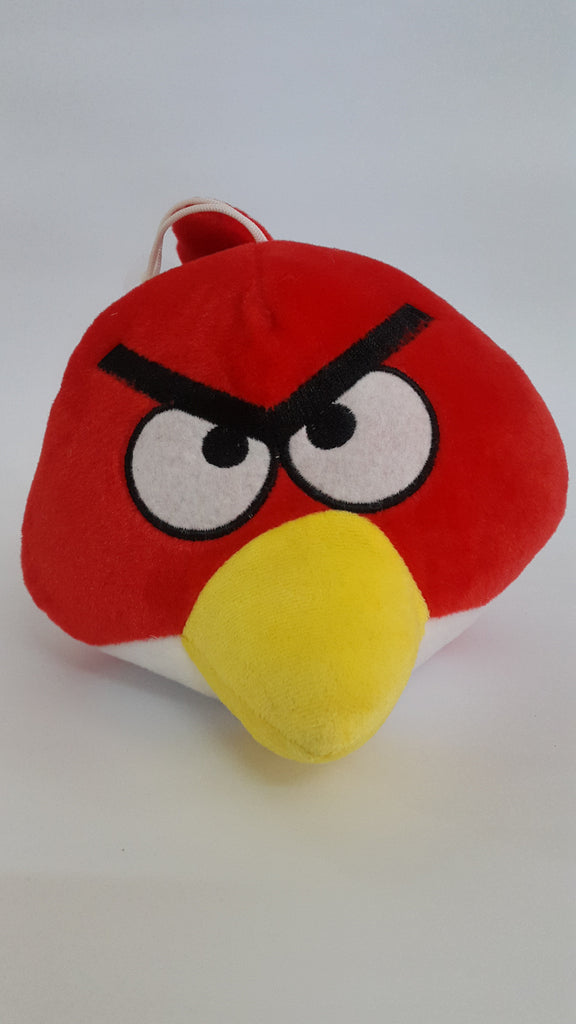 Angry Bird Soft Toy - Red - SharePyar - 1