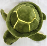 Tortoise Soft Toy- 12 inches - Heena Green - Plush Toy - SharePyar