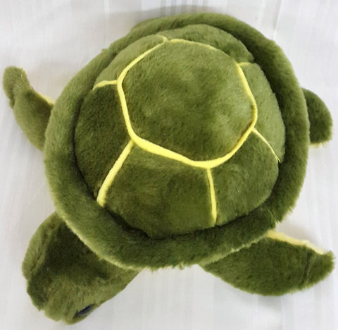Tortoise Soft Toy- 12 inches - Heena Green - SharePyar - 1