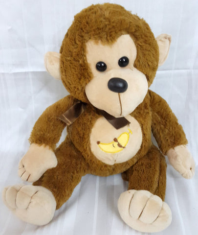 Monkey Soft Toy - 18 inches - Brown - SharePyar - 1