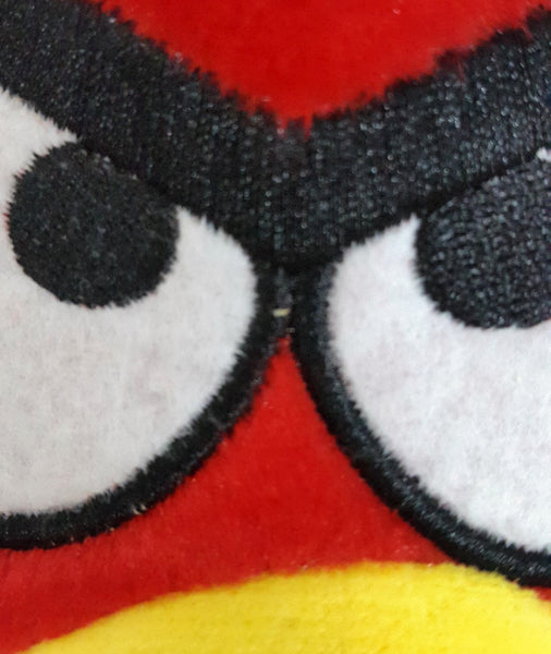 Angry Bird Soft Toy - Red - SharePyar - 2