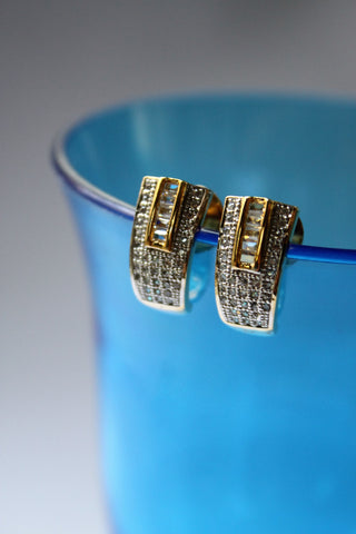 American Diamond Earrings - SharePyar - 1