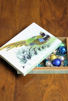 Multi Purpose Box - Exclusive Fancy Birdy Decorative Box - Boxes - SharePyar