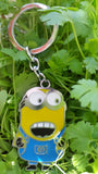 Minion ( Bob ) Metal KeyChain - Key Chains - SharePyar