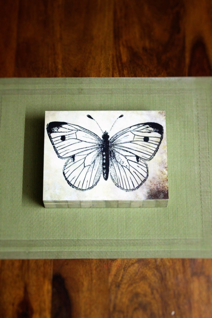 Butterfly Wooden Storage Box - Boxes - SharePyar