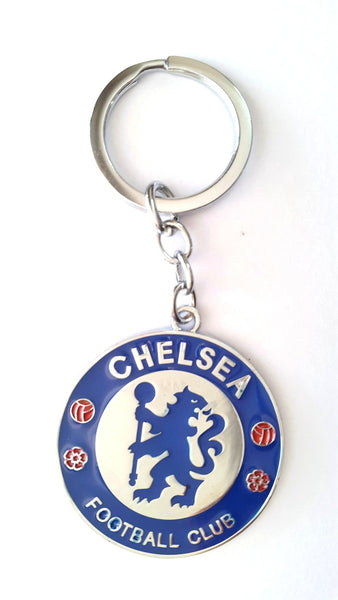 Chelsea Football Club Metal Key Chain - SharePyar - 1
