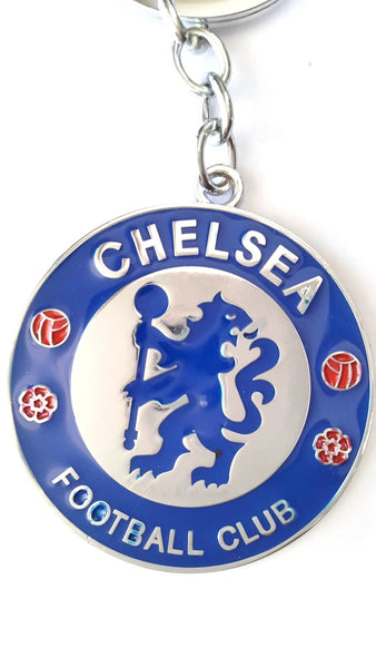 Chelsea Football Club Metal Key Chain - SharePyar - 2