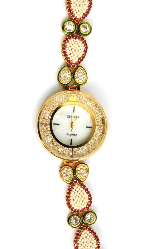 Citizen Kundan Fashion Watch - SharePyar - 1