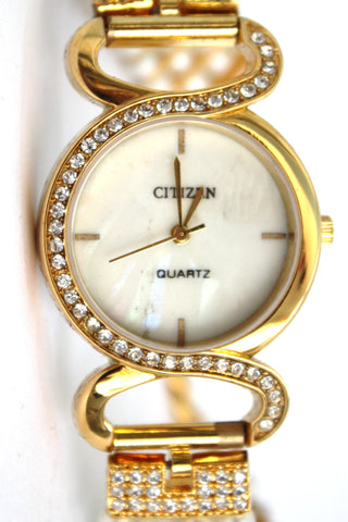 Citizen Pearl Fashion Watch - SharePyar - 1